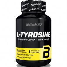 BIOTECH USA L-TYROSINE 500mg - 100 caps