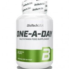 BIOTECH USA ONE-A-DAY - 100 tabs