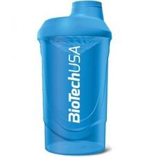 BIOTECH USA SHAKER NEON BLUE - 700 ml