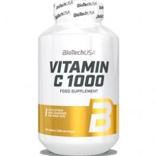 BIOTECH USA VITAMIN C 1000 - 100 tabs
