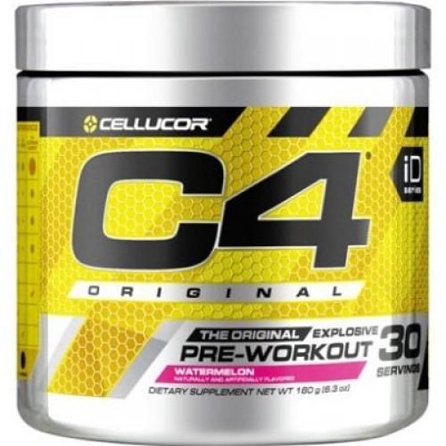 CELLUCOR C4 ORIGINAL - 30 servings Pre Workout