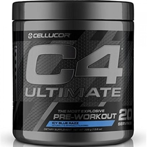 CELLUCOR C4 ULTIMATE - 20 servings Pre Workout