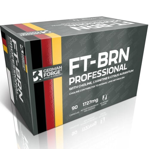 GERMAN FORGE FATBURNER PROFESSIONAL - 90 caps Weight Loss Support