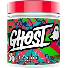 GHOST LIFESTYLE LEGEND PRE-WORKOUT - 30 servings