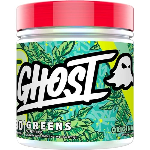 GHOST LIFESTYLE GREENS - 30 servings Vitamins & Minerals