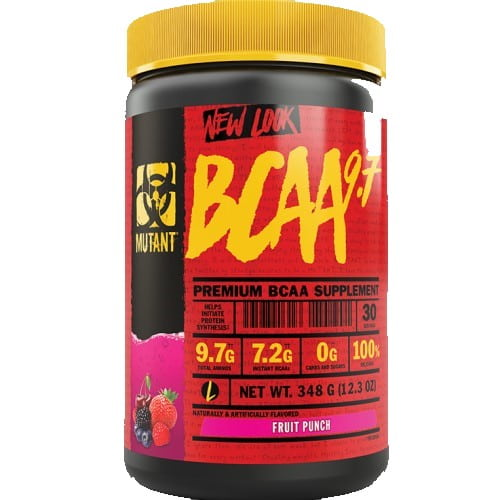 MUTANT BCAA 9.7 - 348 g Amino Acids