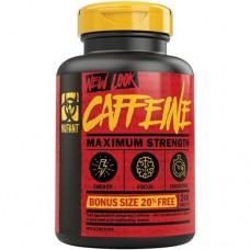 MUTANT CAFFEINE - 200 tabs + 40 tabs free
