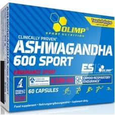 OLIMP ASHWAGANDHA 600 SPORT EDITION - 60 caps