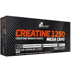 OLIMP CREATINE MEGA CAPS 1250mg - 120 caps