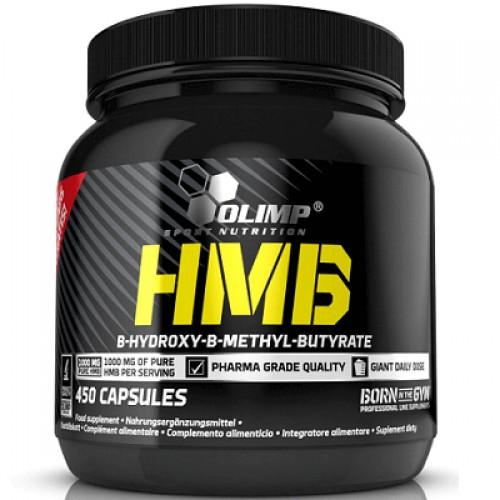 OLIMP HMB 625mg - 450 caps HMB