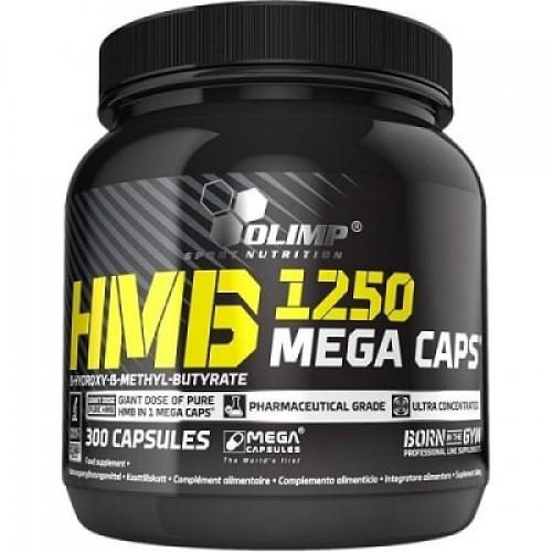 OLIMP HMB MEGA CAPS 1250mg - 300 caps HMB