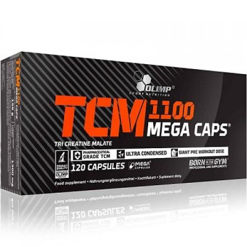 OLIMP TCM MEGA CAPS 1100mg - 120 caps Endurance & Strength