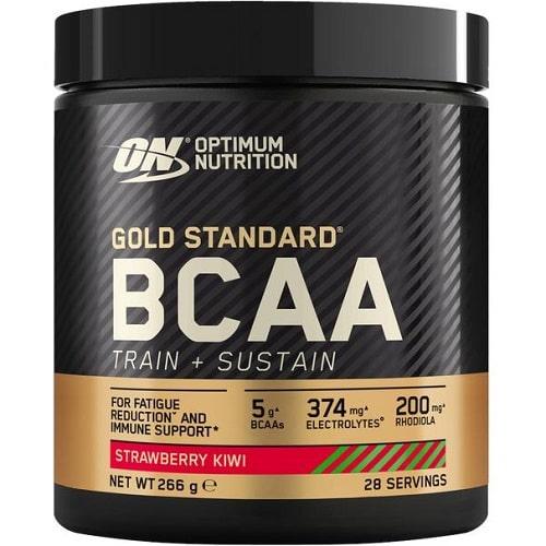 OPTIMUM NUTRITION GOLD STANDARD BCAA - 28 servings BCAA Supplements