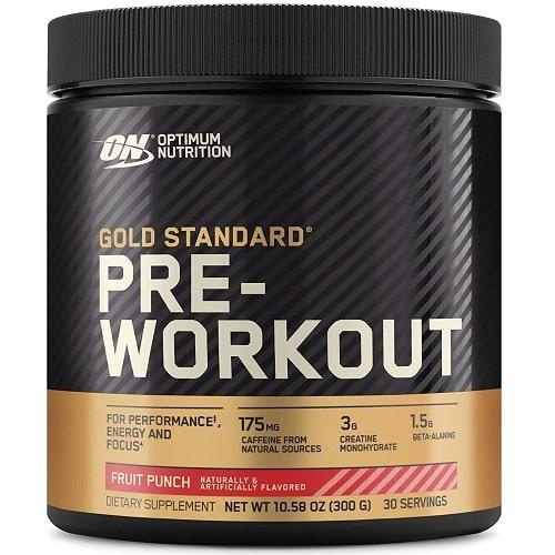 OPTIMUM NUTRITION GOLD STANDARD PRE-WORKOUT - 30 servings Pre Workout