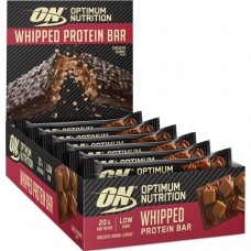 OPTIMUM NUTRITION WHIPPED PROTEIN BAR - 62 g (box of 10)