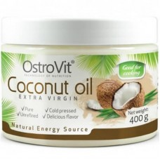 OSTROVIT 100% COCONUT OIL EXTRA VIRGIN - 400 g