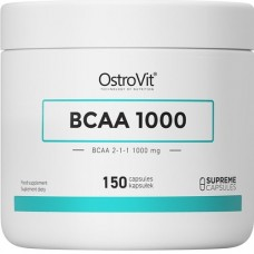 OSTROVIT BCAA 1000 - 150 caps
