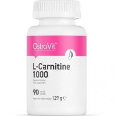 OSTROVIT L-CARNITINE 1000 - 90 tabs