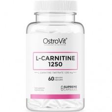 OSTROVIT L-CARNITINE 1250 - 60 caps