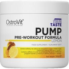 OSTROVIT PUMP PRE-WORKOUT FORMULA - 300 g