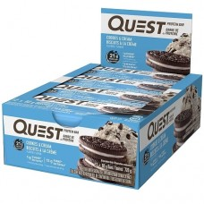 QUEST NUTRITION QUEST BAR - 60 g (box of 12)