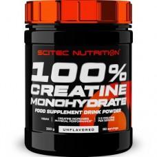 SCITEC NUTRITION 100%CREATINE MONOHYDRATE - 300 g
