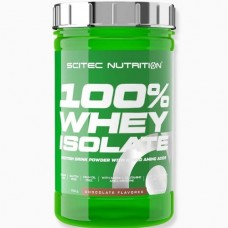 SCITEC NUTRITION 100% WHEY ISOLATE - 700 g