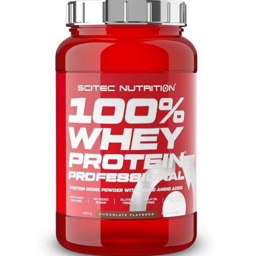 SCITEC NUTRITION 100% WHEY PROTEIN PROFESSIONAL - 920g Protein Powder