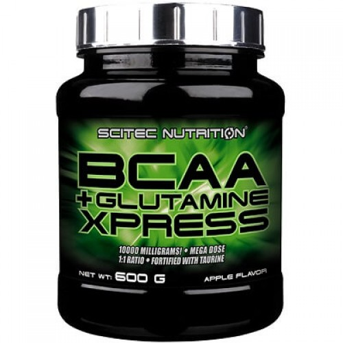 SCITEC NUTRITION BCAA + GLUTAMINE XPRESS - 600 g Amino Acids