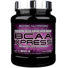 SCITEC NUTRITION BCAA XPRESS - 500 g unflavoured