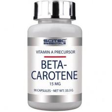 SCITEC NUTRITION BETA-CAROTENE - 90 caps