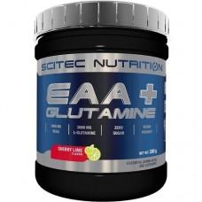SCITEC NUTRITION EAA + GLUTAMINE - 300 g