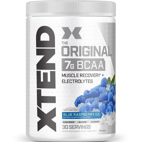 SCIVATION XTEND THE ORIGINAL BCAA - 30 servings BCAA Supplements