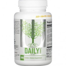 UNIVERSAL NUTRITION DAILY FORMULA - 100 tabs