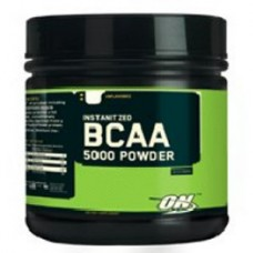 OPTIMUM NUTRITION BCAA 5000 POWDER - 324 g unflavoured