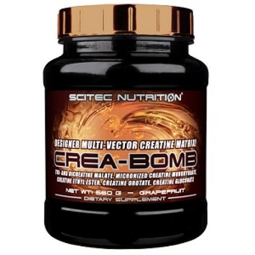 SCITEC NUTRITION CREA-BOMB - 110 servings Creatine - Blends
