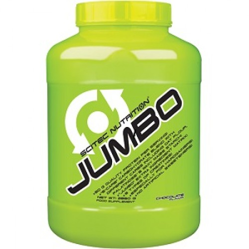 SCITEC NUTRITION JUMBO - 4400 g Post Workout