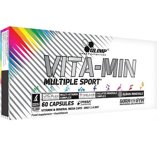 OLIMP VITA-MIN MULTIPLE SPORT - 60 caps Vitamins & Minerals