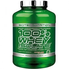 SCITEC NUTRITION 100% WHEY ISOLATE - 2000 g + SCITEC SHAKER