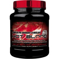 SCITEC NUTRITION HOT BLOOD 3.0 - 820 g